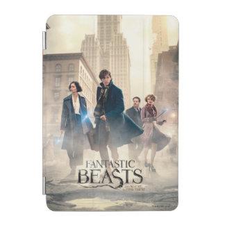 Fantastic Beasts City Fog Poster iPad Mini Cover