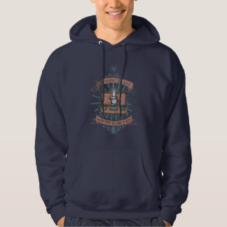 Fantastic Beasts Newt's Briefcase Graphic Hoodie