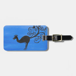 Fantastic Bird Luggage Tag
