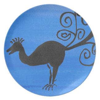 Fantastic Bird Plate