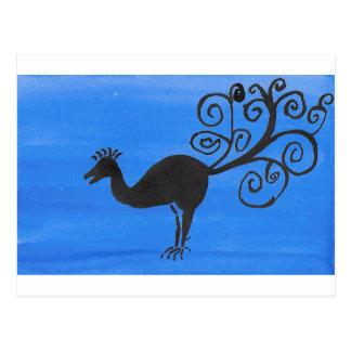 Fantastic Bird Postcard