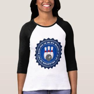 Fantastic Bowling Shield Tshirts