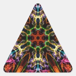 Fantastic Fantasy Triangle Sticker