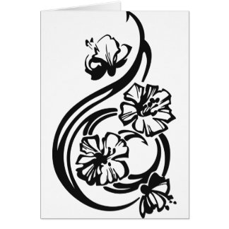 Fantastic Flower Collection Card