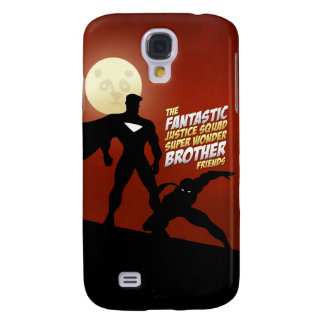 Fantastic Justice Squad Phone Cover - Galaxy 4