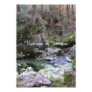 Fantastic Landscape Austia 14 13 Cm X 18 Cm Invitation Card