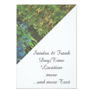 "fantastic landscape Austria 22 5"" X 7"" Invitation Card"