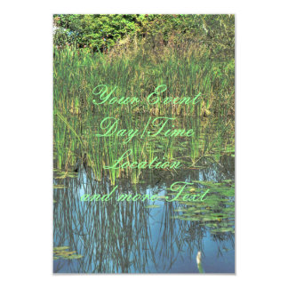 "fantastic landscape Austria 22 3.5"" X 5"" Invitation Card"
