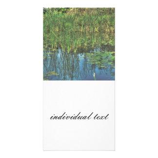 fantastic landscape Austria 22 Photo Card Template