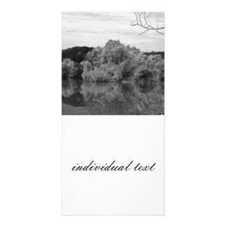 fantastic landscape Austria 23 BW Photo Card Template