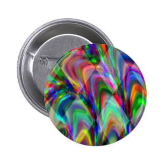 Fantastic Modern Design Colorful Diamonds Gifts 6 Cm Round Badge