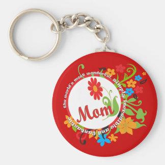 Fantastic Mom Key Ring
