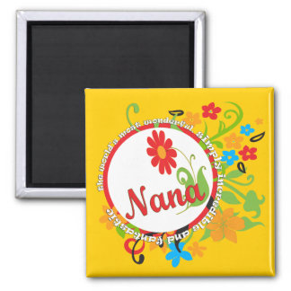 Fantastic Nana Magnet