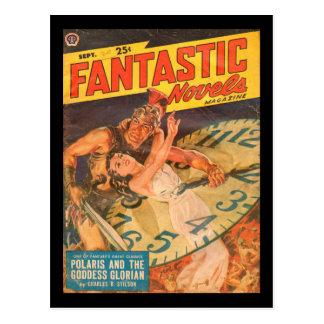 Fantastic Novels Magazine v04 n03 (1950-09.Popular Postcard