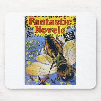 Fantastic Novels Mousepads
