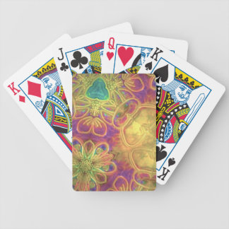 Fantastic plastic bicycle playing cards