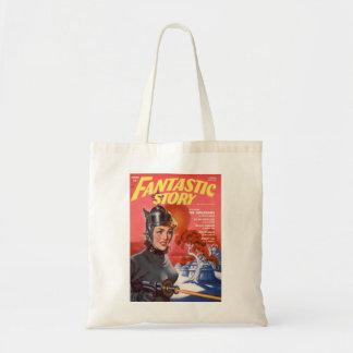 Fantastic Story Tote Bag