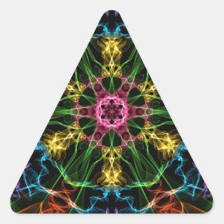 Fantastic Triangle Sticker