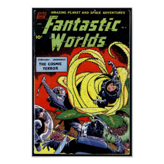 Fantastic Worlds Posters