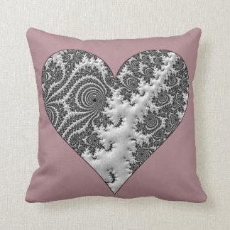 Fantasy 3 D Heart Cushion