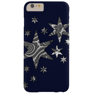 Fantasy 3 D Stars Barely There iPhone 6 Plus Case