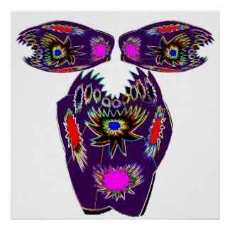 Fantasy : Aliens Exotic Decorative Scary Posters