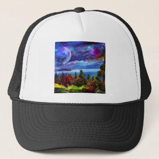 Fantasy and imagination live together trucker hat