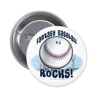 Fantasy Baseball Button