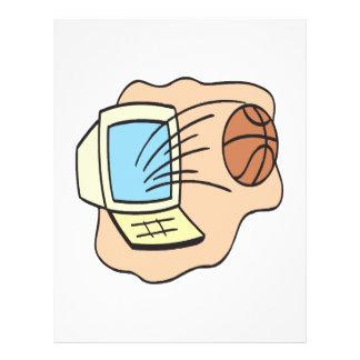 Fantasy Basketball Flyers