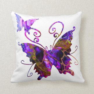 Fantasy Butterflies Cushion