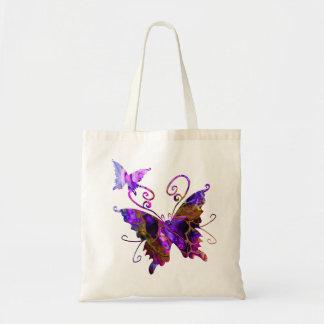 Fantasy Butterflies Tote Bag
