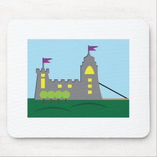 Fantasy Castle Mouse Pad