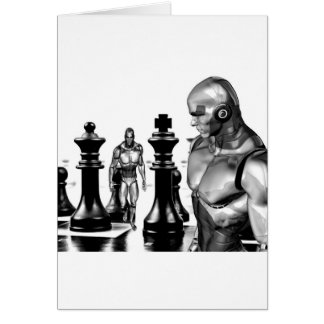 Fantasy chess card