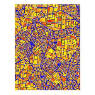fantasy city maps 5 (C) Postcard