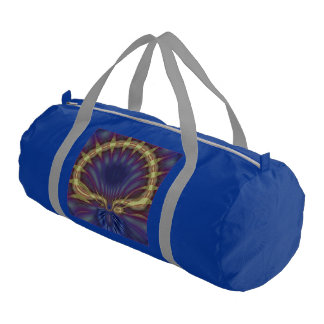 Fantasy Clam Gym Bag