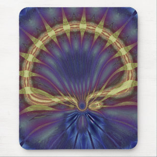 Fantasy Clam Mouse Pad