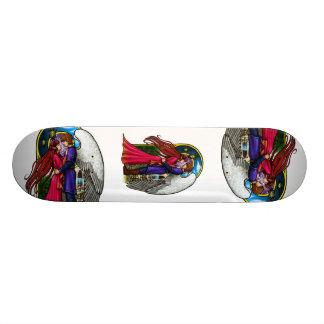 Fantasy Couple Skate Board Decks