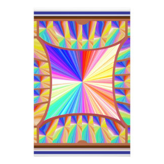 Fantasy Digital Graphic Sparkle Art Collection Stationery