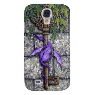 Fantasy Dragon Art iPhone 3G Case - The Key