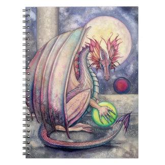 Fantasy Dragon Art Notebook