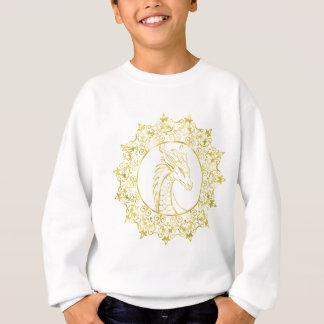 Fantasy Dragon Design Apparel Sweatshirt