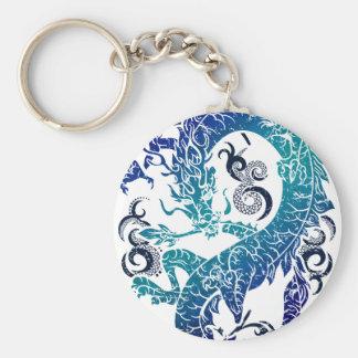 Fantasy Dragon Throne Key Ring