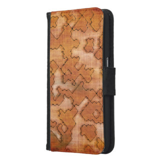 fantasy dungeon maps 2 samsung galaxy s6 wallet case