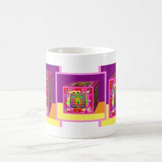 Fantasy Face Kids Toy Block Gifts by Sharles Mug