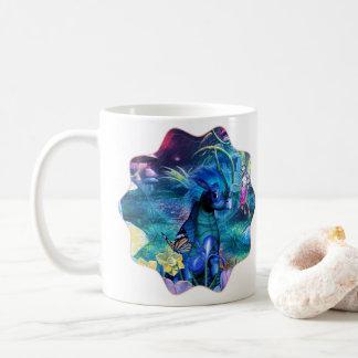 Fantasy Fairy and creatures mug