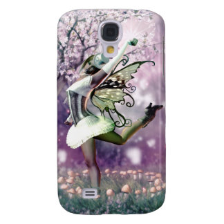 fantasy fairy i - steampunk fairy  galaxy s4 cover