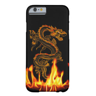 Fantasy Fire Dragon iPhone 6 case Barely There iPhone 6 Case