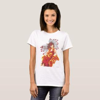 Fantasy Fire Elf Women's T-Shirt