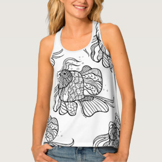 Fish Tank Tops Fish Tanks Tanktops For Men Women