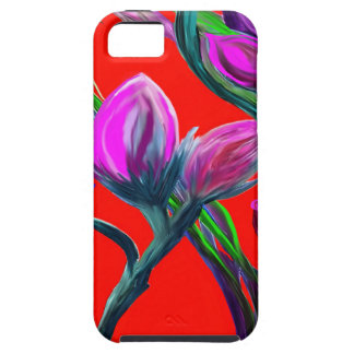 Fantasy Flowers iPhone 5 Cases